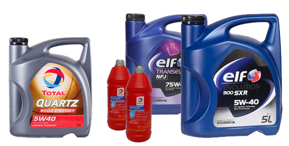 Lubricants and Fluids