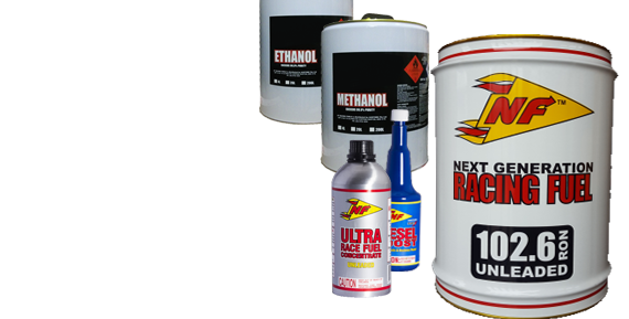Race Fuels and Additives